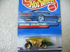 Hot Wheels Popcycle 2000 Virtual Collection China Base ** You can find more details by visiting the image link.