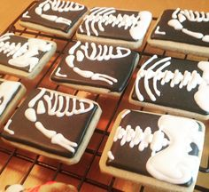 X-Ray Cookies | Cookie Connection