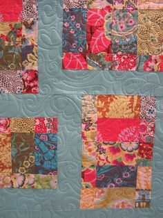 gorgeous quilting by @melissa averinos