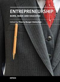 Entrepreneurship Made and Educated