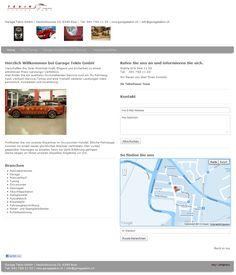 Garage, Autoreparaturen, Autoverkauf, Tuning, Occasionen