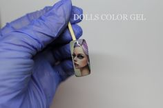 Nail Art by Lilija Michalíková Nail Tips, Nailart, Painting, Color, Nails, Painting Art, Colour, Paintings, Painted Canvas