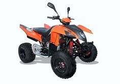 400 Sports Adult Road Legal Quad. Fully homologated for two people and featuring reverse, means that this sports quad is great around town or on those muddy trips off road. For more information: http://www.fresh-group.com/adult-sports-quads.html
