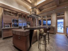 Kelly & Stone Architects | Hinman Creek Residence