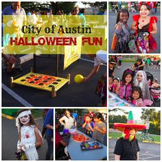 Free Fun in Austin: Free City of Austin Halloween Events