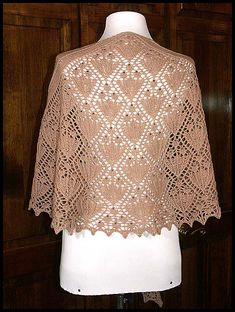 1000+ images about Knit and crochet on Pinterest Shawl, Ravelry and Pattern...