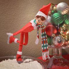 Elf On The Shelf 2014 Calendar (25+ NEW Ideas!) with FREE Printables!