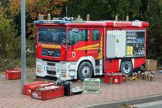 Art-EFX-Substation as Mini Fire Truck in Velber,  #artefx, #murals, #muralpainting, #streetart, #graffitiauftrag, #substation, #illusionsmalerei, #firetruck, #firefighter, #feuerwehr,#velber
