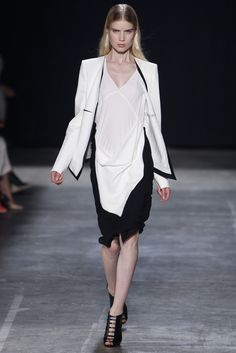 Narciso Rodriguez - Spring 2013 Ready-to-Wear