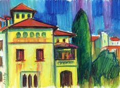Lápices de colores, 17x12 cm (Ref. 59)