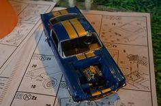 Ford Mustang Gt 350H By Fabian0601 - Page : 5 - Maquettes ou Kits à monter - Modélisme et modèles réduits - FORUM Pratique
