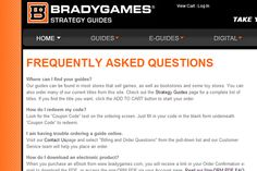 30 FAQ Webpage Layouts with Effective User Experience - SpyreStudios Webpage Layout, Game Guide, I Found You, User Experience, Toy Store, Things To Come, This Or That Questions, Website, Digital