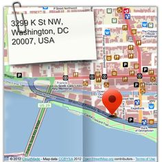 3299 K St NW, Washington, DC 20007, USA (courtesy of @Pinstamatic http://pinstamatic.com)