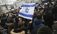 Jewish leaders call for Europe-wide legislation outlawing antisemitism