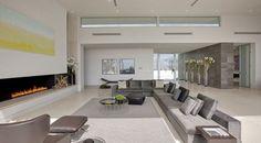 Open Skyline Mansions: Hollywood Hills house. #Constrir es el #ARTE de CReAR Infraestructura... #CReOConstrucciones.
