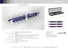 Promocionales Corporativos Ele Chrome