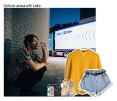 """""""#1773❤😍"""" by sofi-camachod ❤ liked on Polyvore featuring Converse, Sophie Hulme, Speck, ASOS, 5sos, lukehemmings, 5secondsofsummer and 5sosoutfits"""