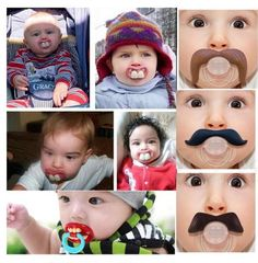 twins eshop Hilarious Trending Baby Teether Pacifiers