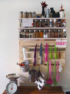 Pequenas Ideias de Cozinha de armazenamento - Cozinha Organizadora Dicas e Truques - Good Housekeeping
