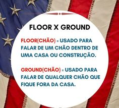 Floor x Ground English Time, English Study, English Words, English Grammar, Learn English, Teaching English, English Language, English Articles, English Lessons