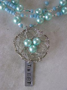 Honey Girl Studio Jewelry: April 2012