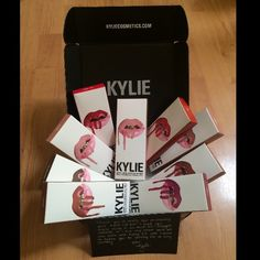 Kylie Jenner lip kits in all colors brand new!! Hi ladies! I have brand new sold out lip kits that just arrived today! I have all the colors for sale and will post individual listings of each color tonight or tomorrow. You can order now!  Comment if you have any questions on prices or anything  Kylie Cosmetics Makeup Lipstick