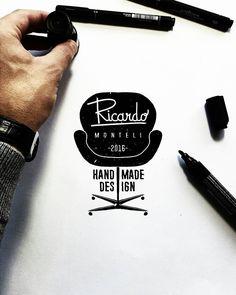 The new logo is ready. Handmade chair design studio.   #branding #design #marketing #logo #graphicdesign #brand #logodesign #business #advertising #creative #identity #entrepreneur #socialmedia #fashion #typography #smallbusiness #logos #success #brandidentity #logotype #handdrawn #drawing #lettering #handlettering #type #sketch #chair #furniture #vintage #hand