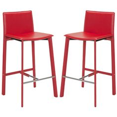 "Found it at Wayfair - Journey 30"" Bar Stool (Set of 2)http://www.wayfair.com/daily-sales/p/Dining-Furniture-featuring-Safavieh-Journey-30%22-Bar-Stool~FV20928~E17358.html?refid=SBP.rBAZEVPamvtBOjnbIFW4Aqb4DpjZlkgkk5CH0HuwNRU"
