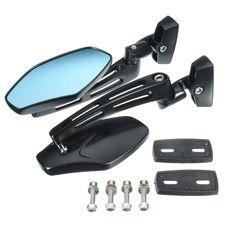 Espejos de visión trasera de la motocicleta laterales para YAMAHA FZ1 FZ6 FZ6R YZF R1 R6 R6S 600