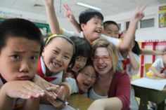 Various countries of the world have now realized the importance of having a good command over the English language and China is one of them. The #Beijing international children's school is offering #teachingjobs with lots of opportunities as #English is becoming very popular in this country. If you are interested to work with them, you can visit http://on.fb.me/1akcOuh