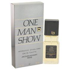 ONE MAN SHOW by Jacques Bogart Eau De Toilette Spray 1 oz