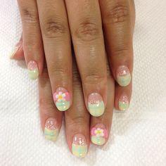Cute summer nail designs!