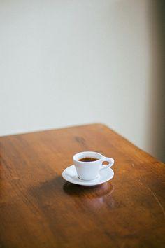 """Wenn man in Italien """"un caffè, per favore"""" bestellt, bekommt man köstlichen Espresso..."""