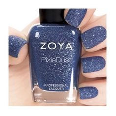 I love it! Zoya PixieDust Nail Polish in Sunshine. #manicure #nails
