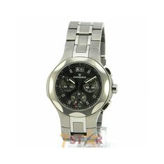 Chronograph Candino Quartz In Tintanium Bracelet/Band