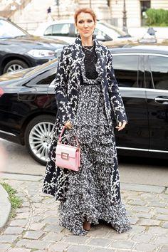 Depuis que Céline Dion forme un duo avec le styliste de Zendaya, notre diva nationale «recommence son style à zéro!»