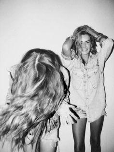 i like your hair. | via Tumblr