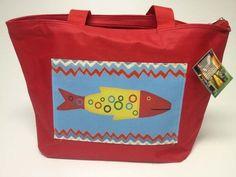 Climaweave Fish Tote Bag