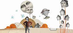 MéLanie BuSnel /// illuStratiOn /// grapHisMe: Collage