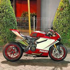 """motorcycles-and-more: """" Ducati 1199 Panigale"""""""