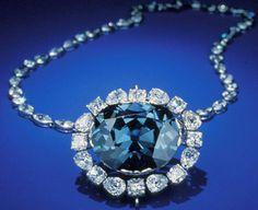 Joyas que trajeron mala suerte. Diamant BleuBijoux Les Plus ChersDiamant ... 731c327f8537