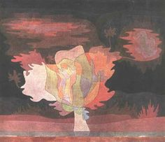 Before the snow - Paul Klee