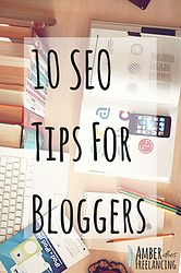 10 SEO Tips For Bloggers