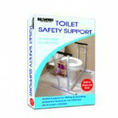 Deluxe Toilet Safety Support by Jobar International Inc. - Price ( MSRP: $ 57.84Your Price: $39.38Save up to 32% ).