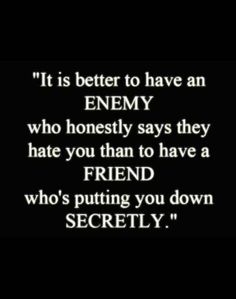 #Truth..  A true friend is someone who is always there during the ups and downs no matter what happens.