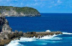Pointe de la grande vigie, Grande Terre, Guadeloupe. #VoyagesPassionTerre