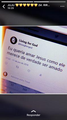 Love The Lord, God Is Good, Gods Love, God Loves Me, Jesus Loves Me, Gods Not Dead, Memes Status, Prayer Verses, Inspirational Phrases
