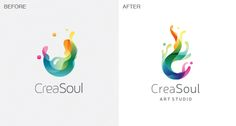 #creasoul #creasoulartstudio #logo #color #colorful #creative #design #inspiration