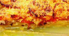 Fabulosa receta para Verduras al horno. Una receta fácil, rápido y sana. Tengo…