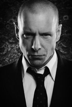 Hugh Dillon - Flashpoint. Love Flashpoint and this guy is such a good guy. He is flawed but has to make split decisions in his role on the show.